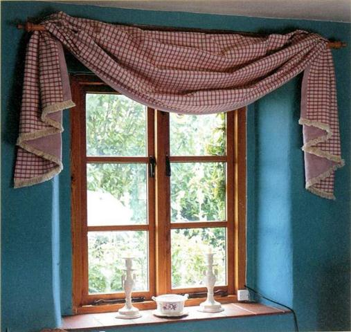 Сшить шторы мастер класс