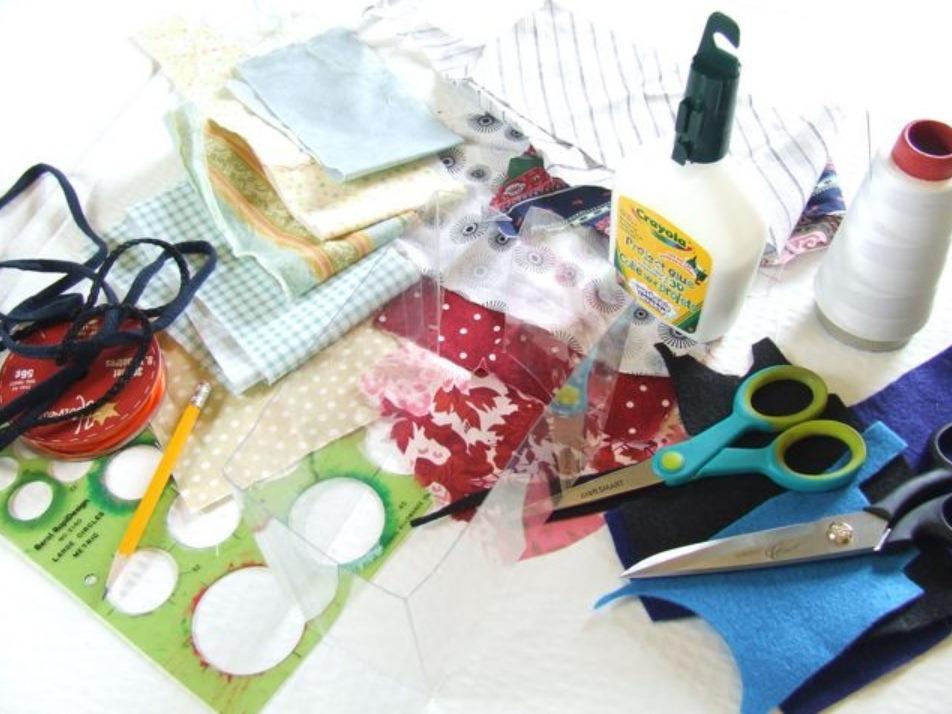 Что используется для шитья