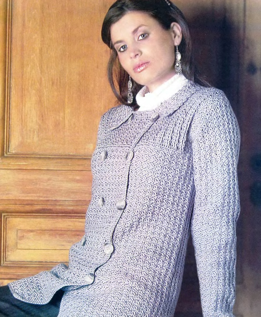 Схемы Вязания Крючком Одежды