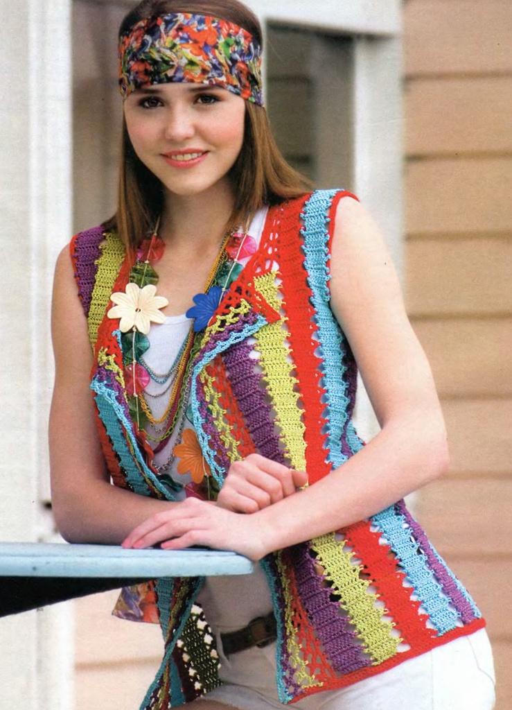 Вязание детских платьев со схемами фото 975