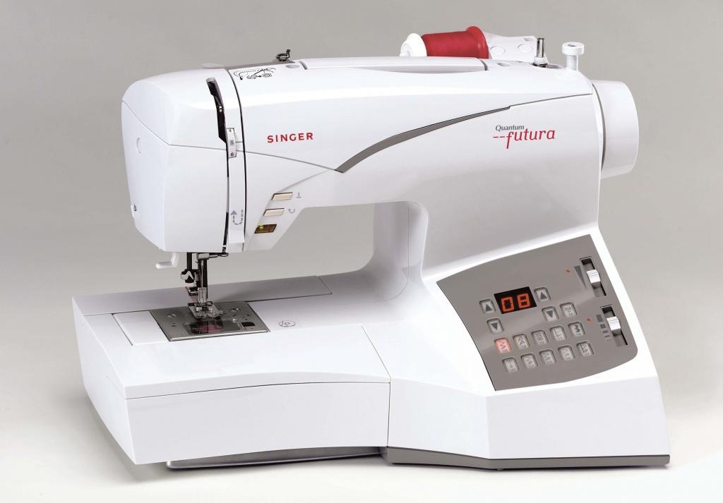 Современные технологии в машинной вышивки