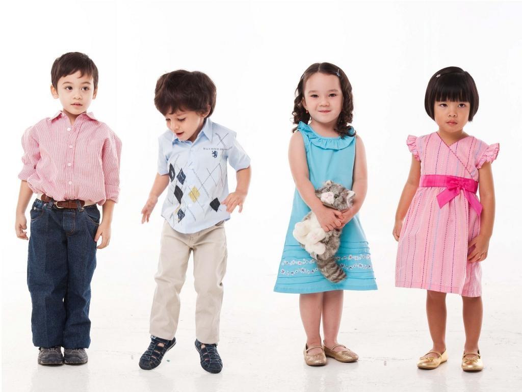 Детская одежда по взрослой цене