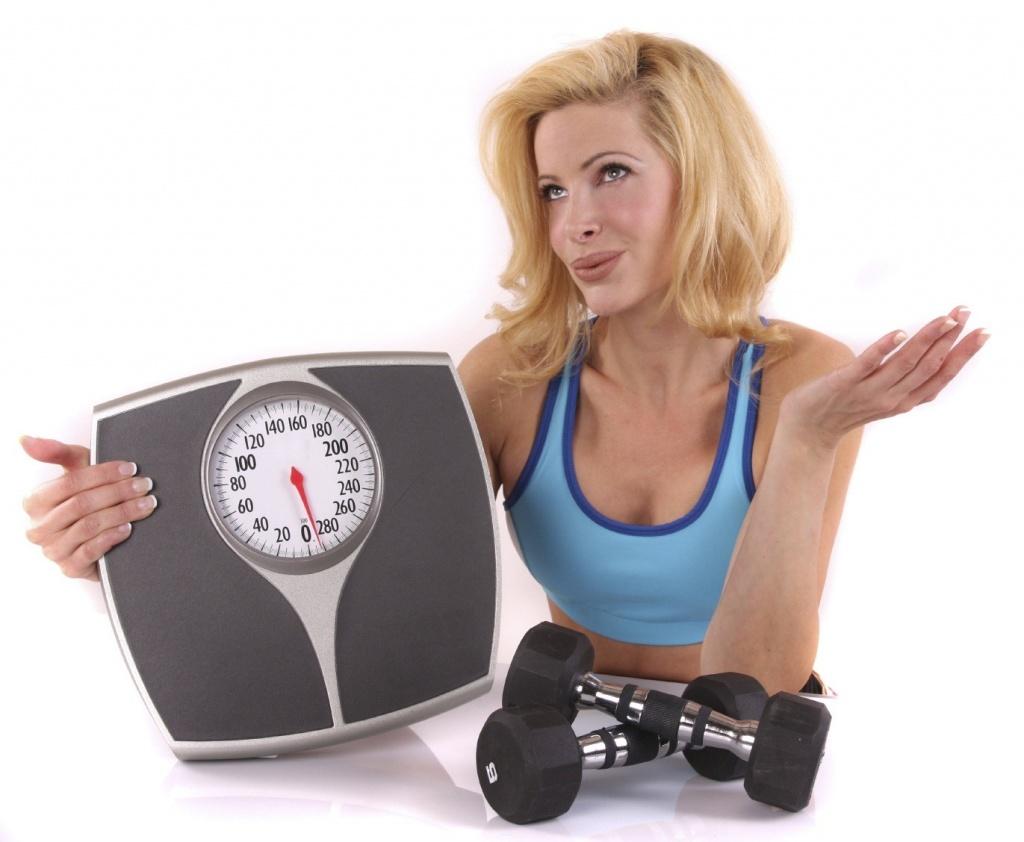 как быстро похудеть в спортзале за месяц