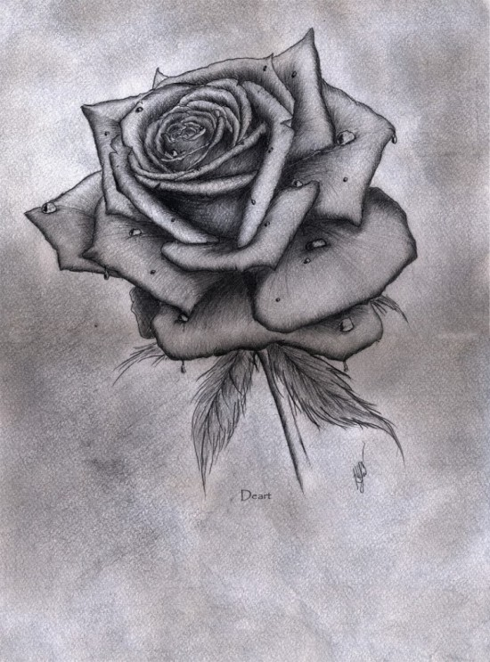 Кисти, краски – букет роз! (1)
