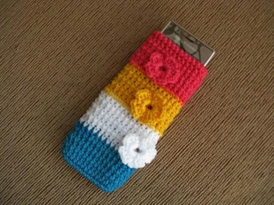 Сделать чехол для телефона – легко! (3)