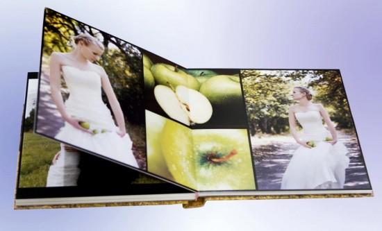 Изготовление свадебной фотокниги