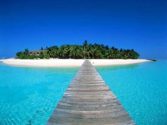 Мальдивы – туристический рай
