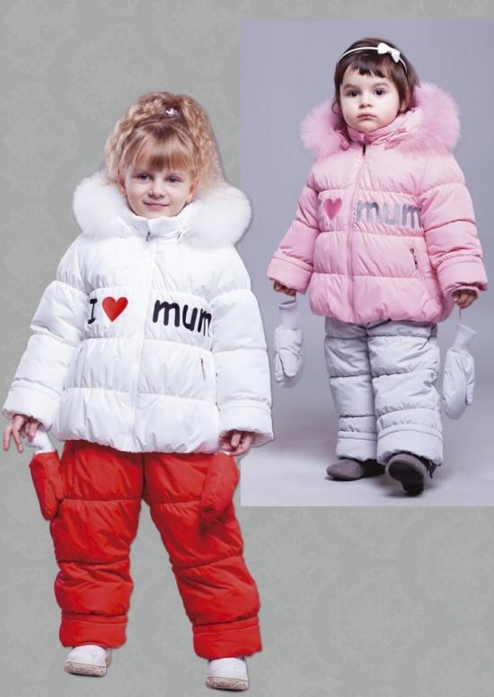 Детский зимний костюм Peluche et Tartine для мальчиков предназначен для суровой Русской Зимы