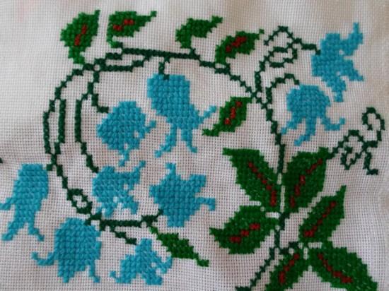 Прекрасное и вечное искусство вышивки крестом1