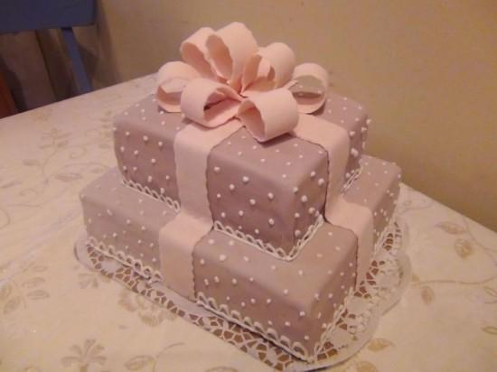 Торт на торжество 3