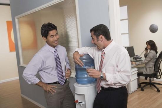 Офисный фильтр или бутилированная вода1