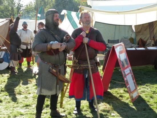 Увлечение средневековой романтикой или историческая реконструкция1