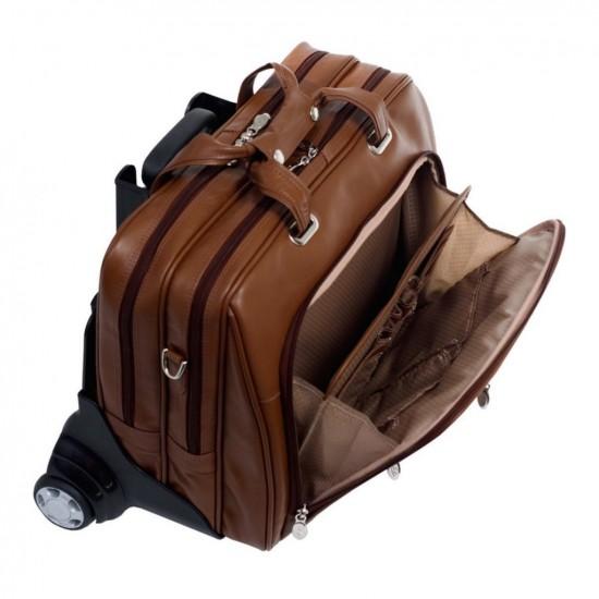 дорожные кожаные сумки для женщин 3