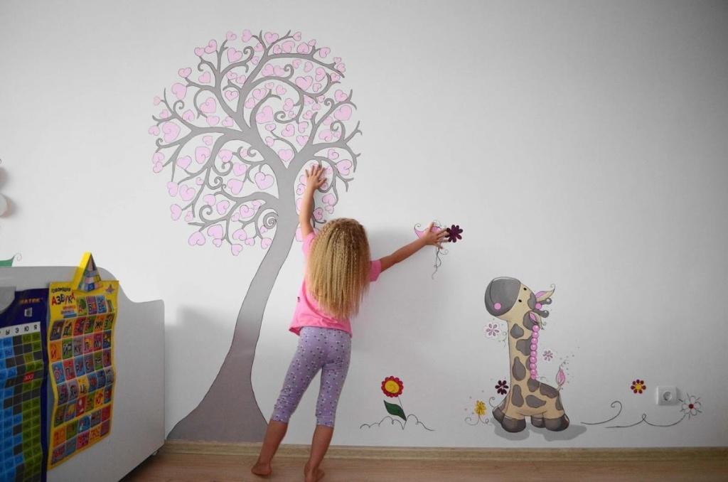 Не рисовать в подъезде на стенах