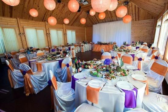 банкетный зал на свадьбу 2