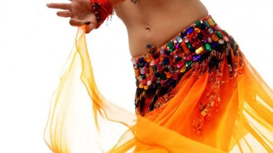 Занятия восточными танцами3