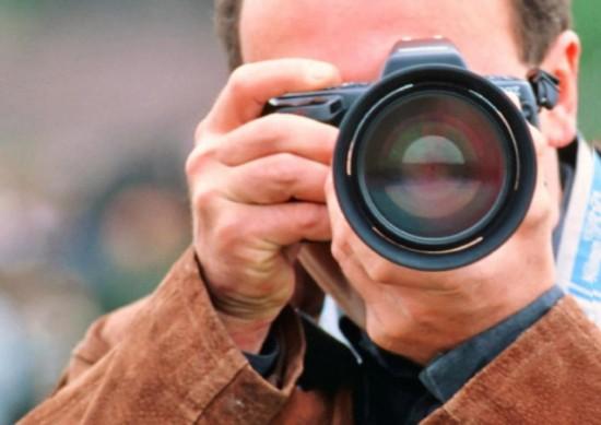 Фотография – любимое увлечение.