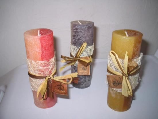 Изготовление свечей - увлекательное хобби2