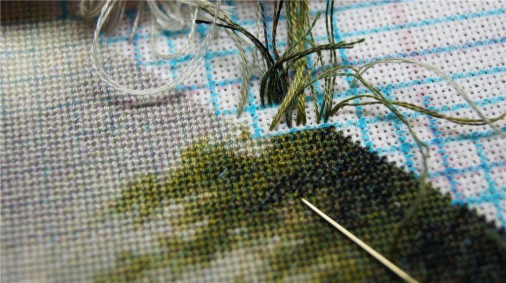 Ткани для вышивки лент