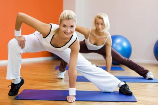 Самые популярные виды фитнеса