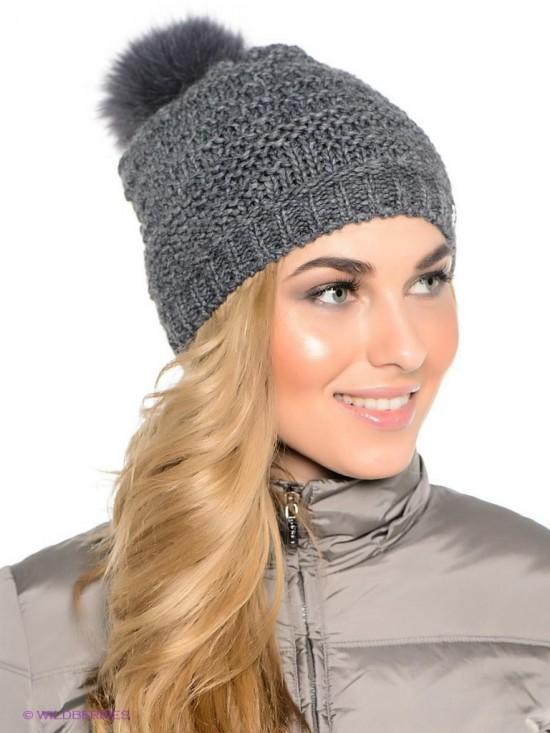 Вязаные шапки – осенний тренд4