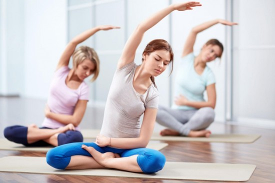 Йога: хобби для души и тела3