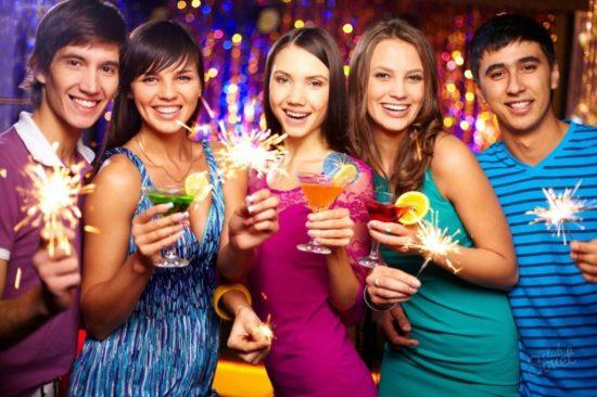 Тематические вечеринки для автолюбителей